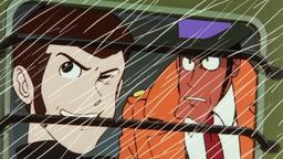 L'evasione di Lupin - Prigioniero!