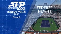 Federer - Hewitt. Finale