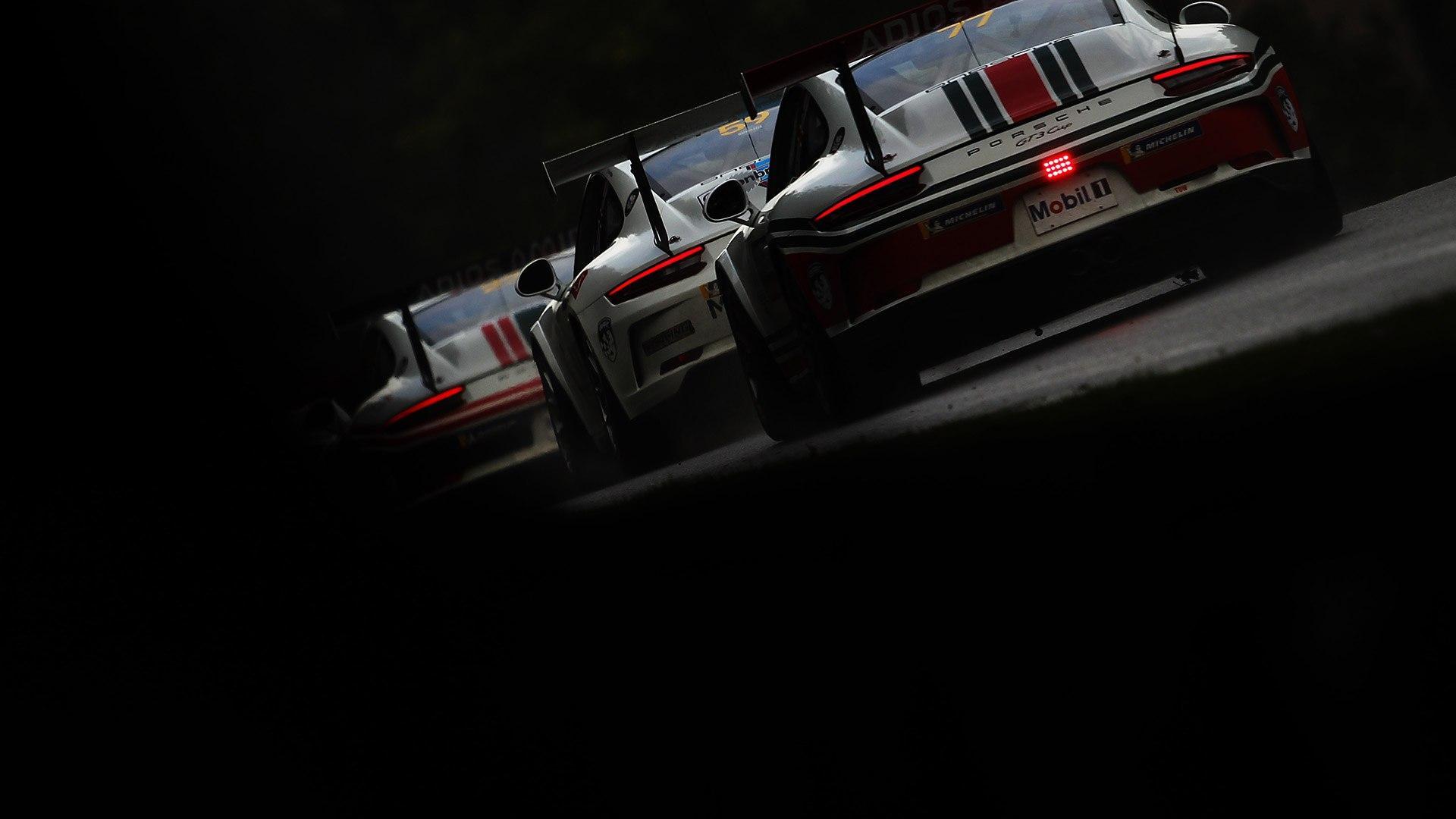 cielo HD Porsche Carrera Cup Italia