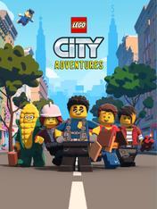 S1 Ep4 - Lego City Adventures