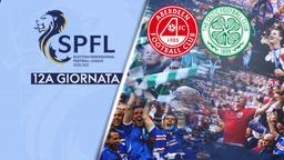 Aberdeen - Celtic. 12a g.