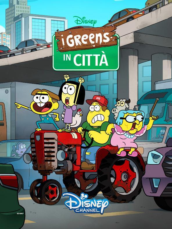 I Greens in Citta'