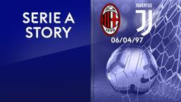Milan - Juventus 06/04/97