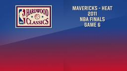 Mavericks - Heat 2011 NBA Finals Game 6
