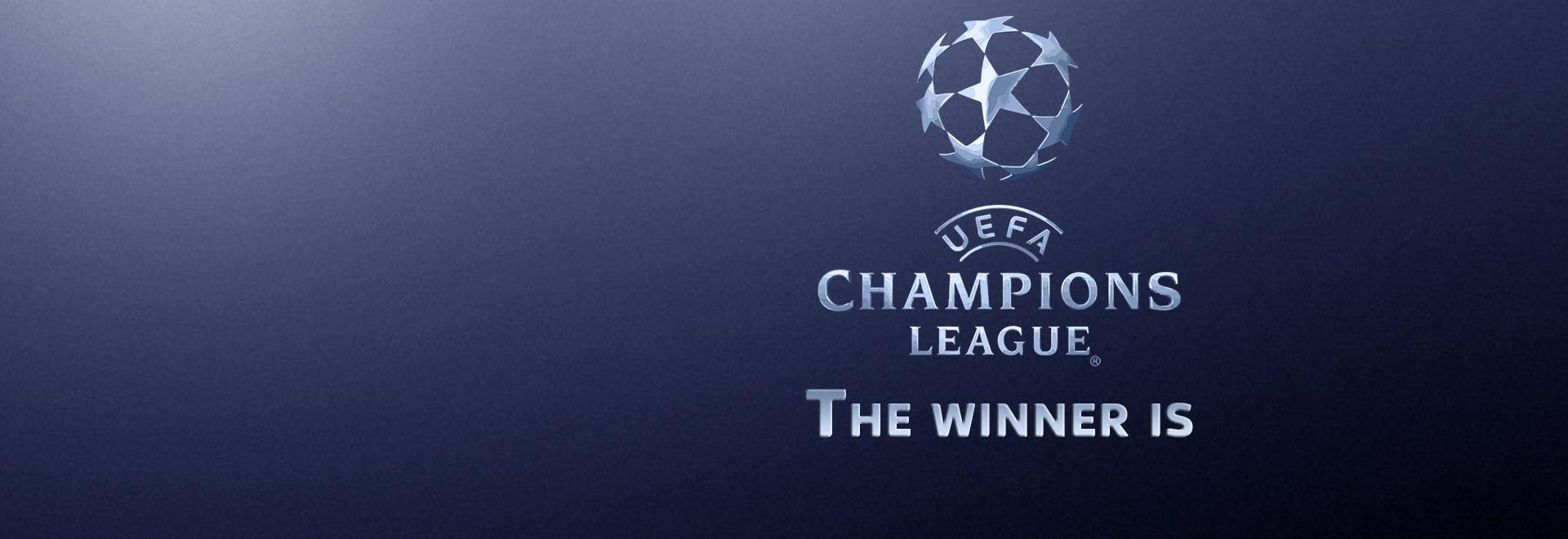 Champions League: The winner is