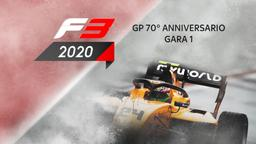 GP 70° Anniversario. Gara 1