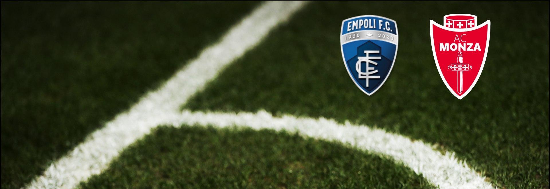 Empoli - Monza. 2a g.