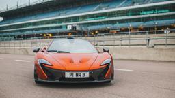 Una McLaren a due ruote