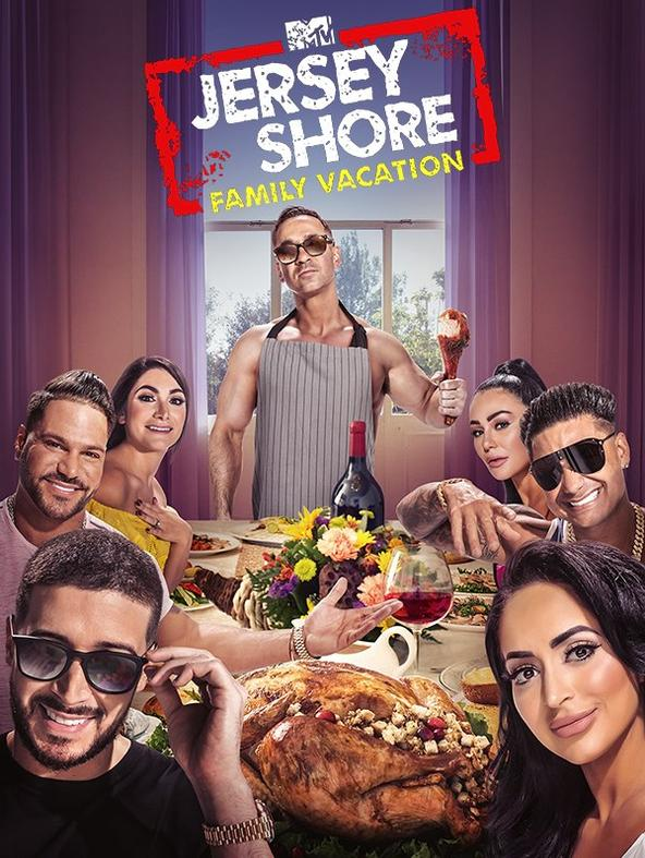 S4 Ep6 - Jersey Shore Family Vacation