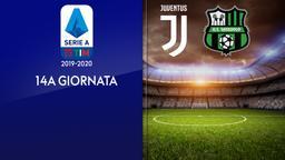 Juventus - Sassuolo. 14a g.