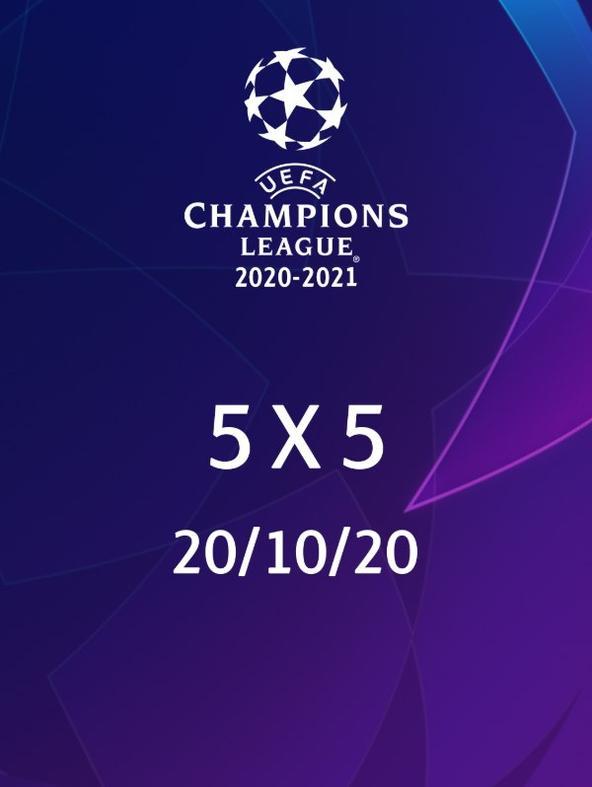 5 x 5 Champions League