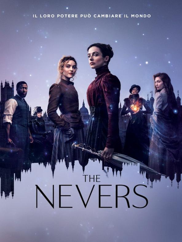 S1 Ep1 - The Nevers