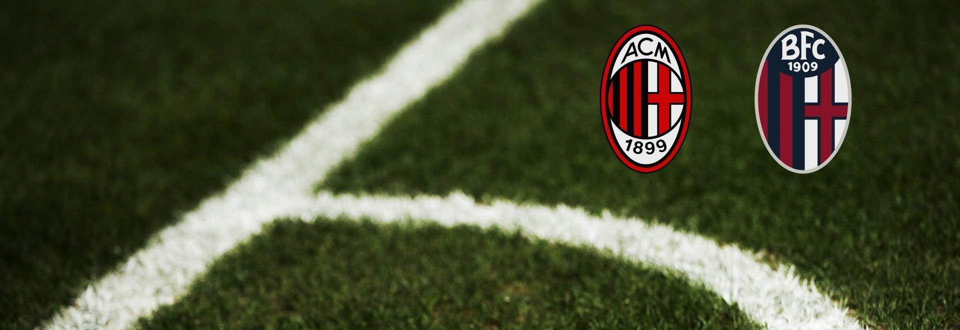 Milan - Bologna. 34a g.