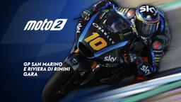 GP San Marino. Gara
