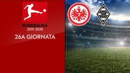Eintracht F. - Borussia M. 26a g.