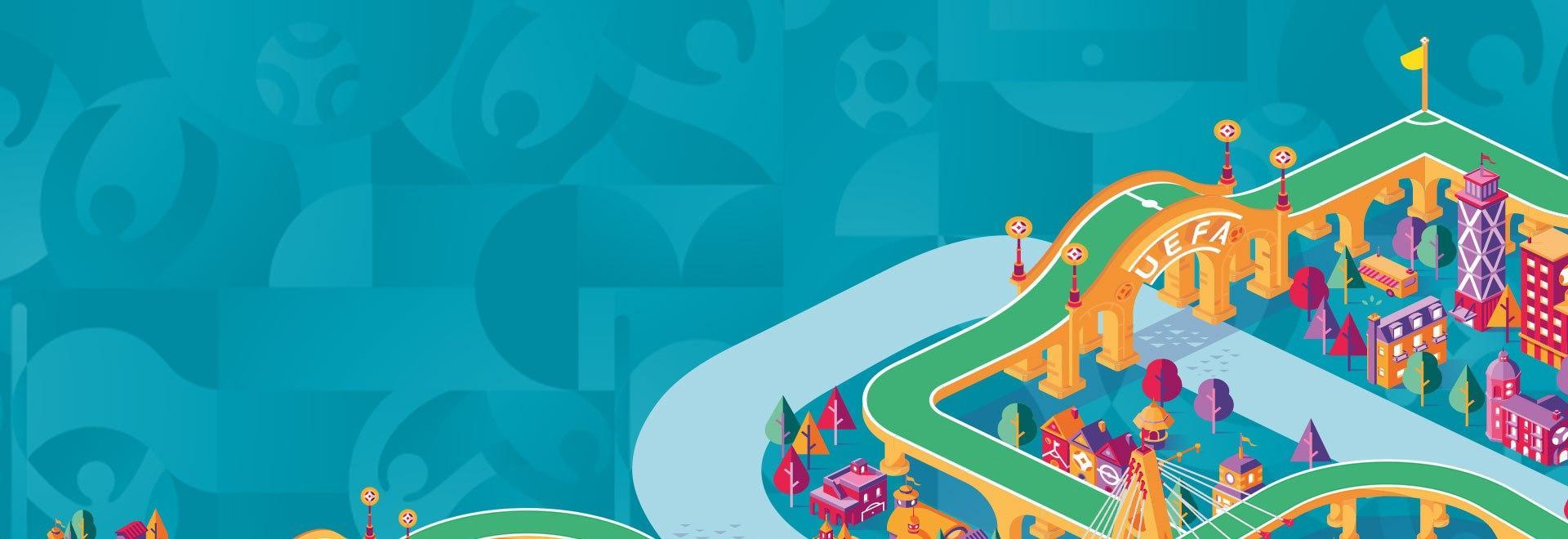 Euro2020 La presentazione