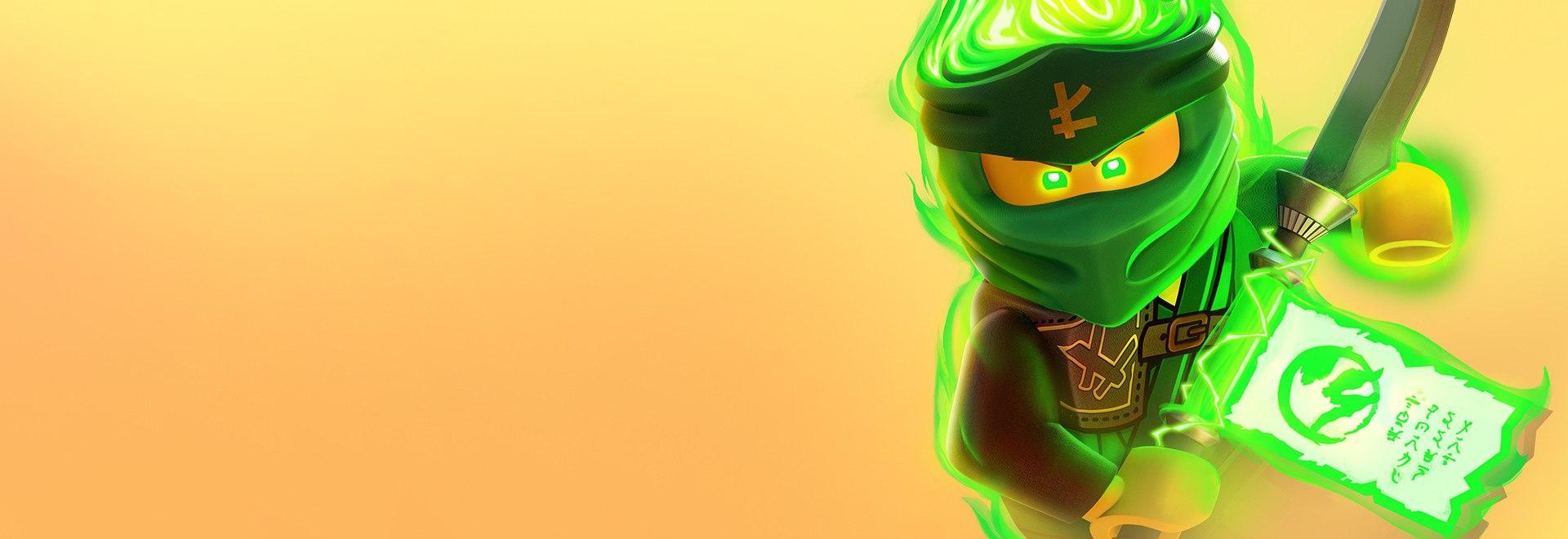 Ninja contro Lava