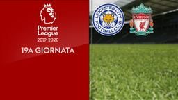 Leicester City - Liverpool. 19a g.