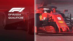 GP Russia. Qualifiche