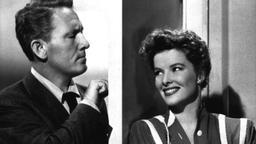Spencer Tracy e Katherine Hepburn