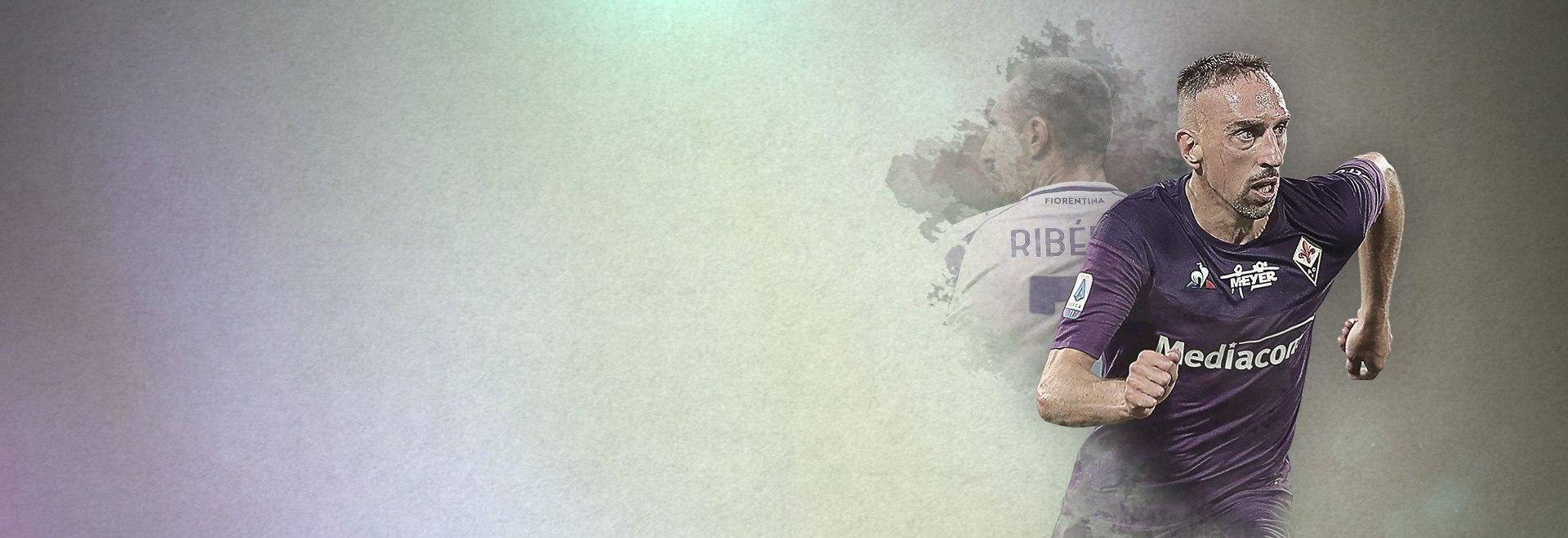 Franck Ribery, una vita in dribbling