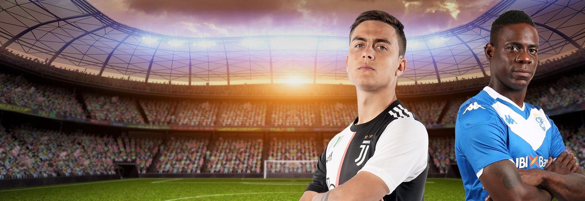 Juventus - Brescia. 24a g.