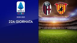 Bologna - Benevento. 22a g.
