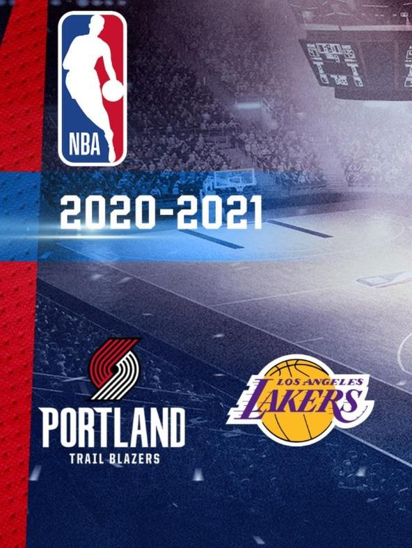 Portland - LA Lakers