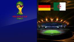 Germania - Algeria. Ottavi di finale