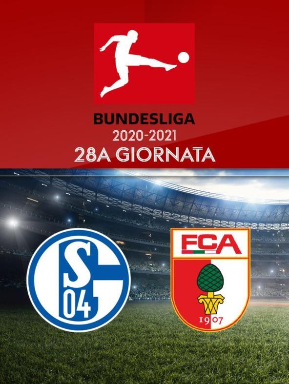 Schalke - Augsburg. 28a g.
