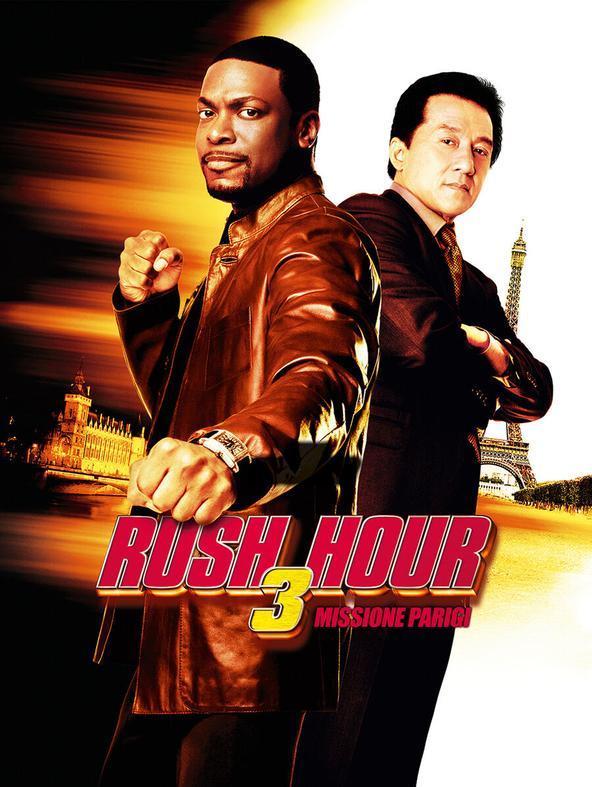 Rush Hour - Missione Parigi