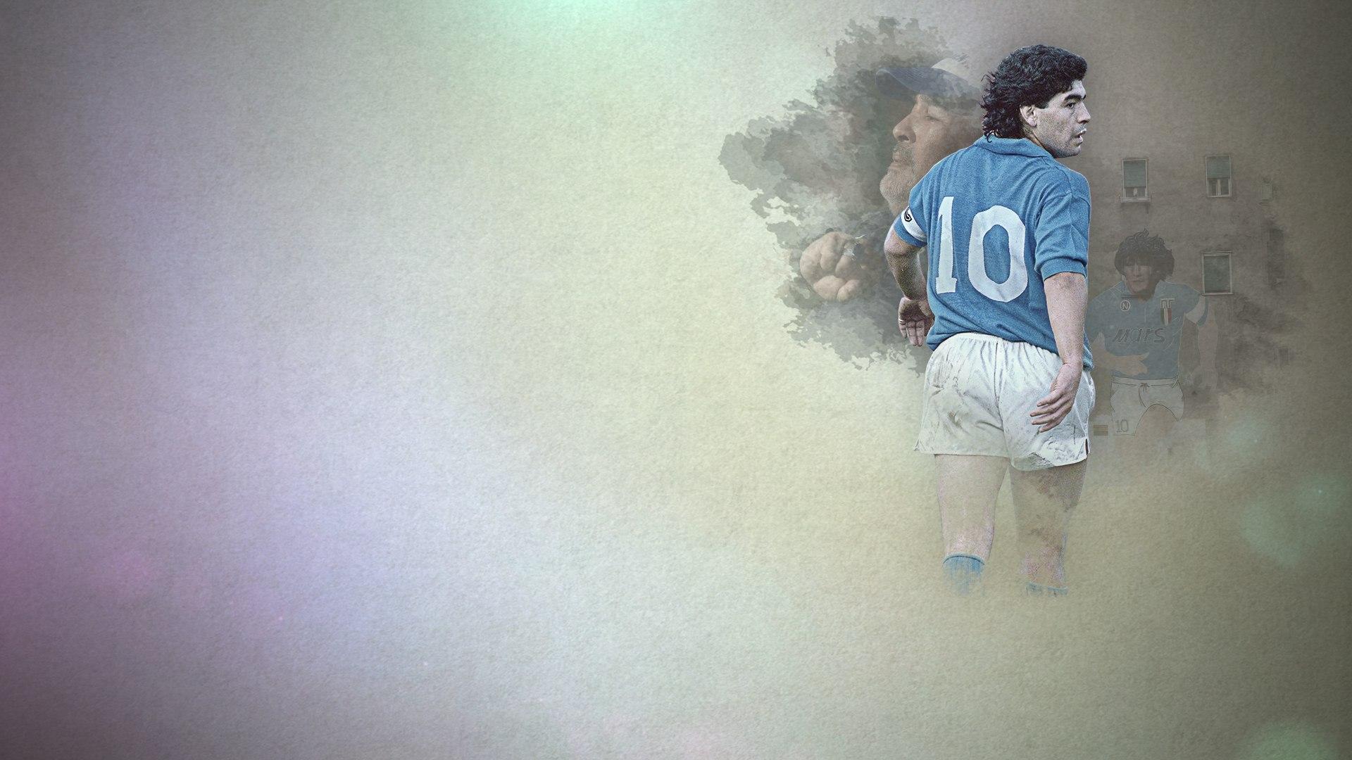 Sky Sport Arena L'uomo della Domenica: Maradona 60