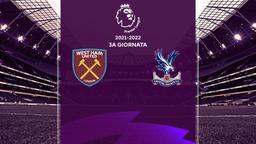 West Ham United - Crystal Palace