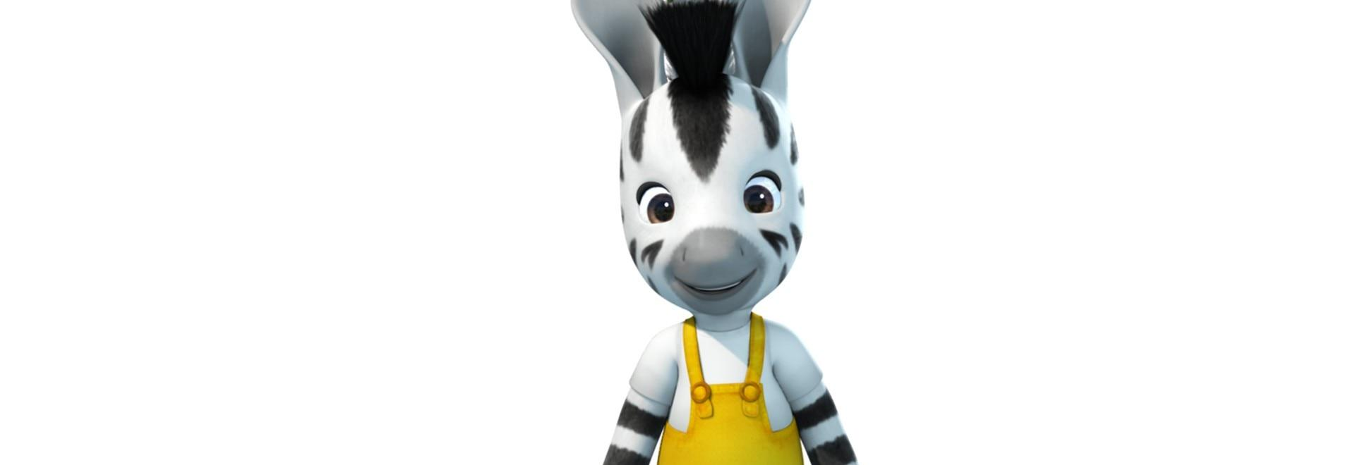 Una zebra molto importante