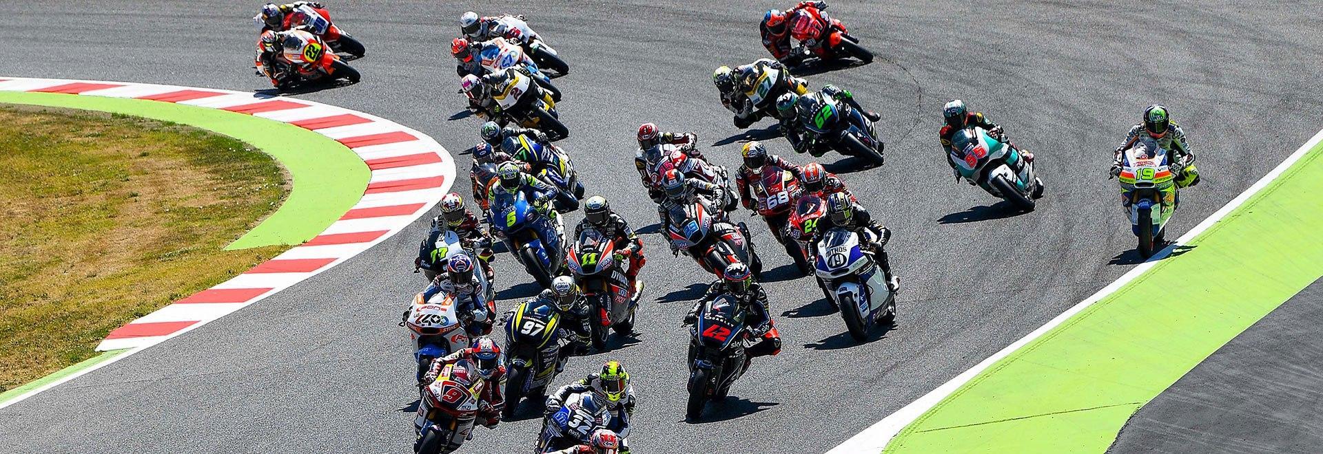 GP Algarve: Moto2. Race 2