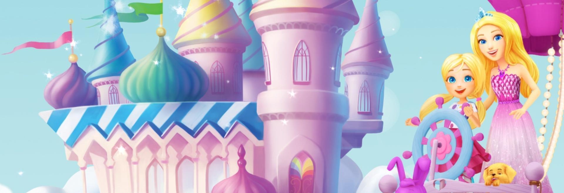 Barbie Dreamtopia: La serie