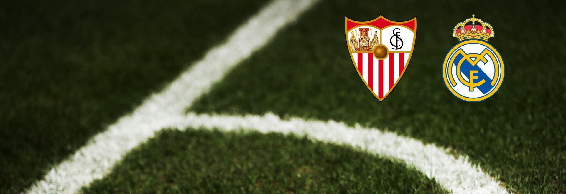Siviglia - Real Madrid. 12a g.