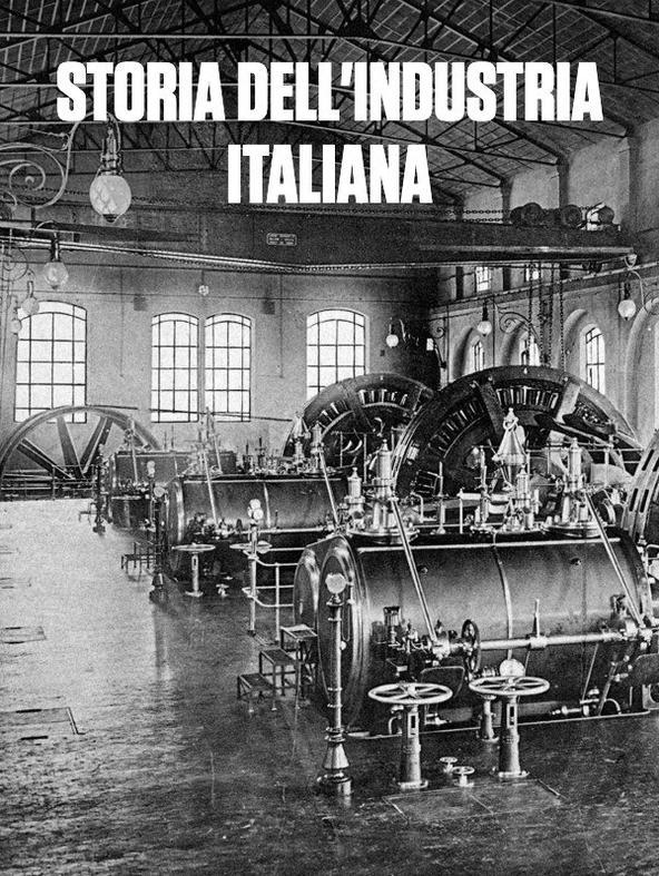 Storia dell'industria italiana -  -