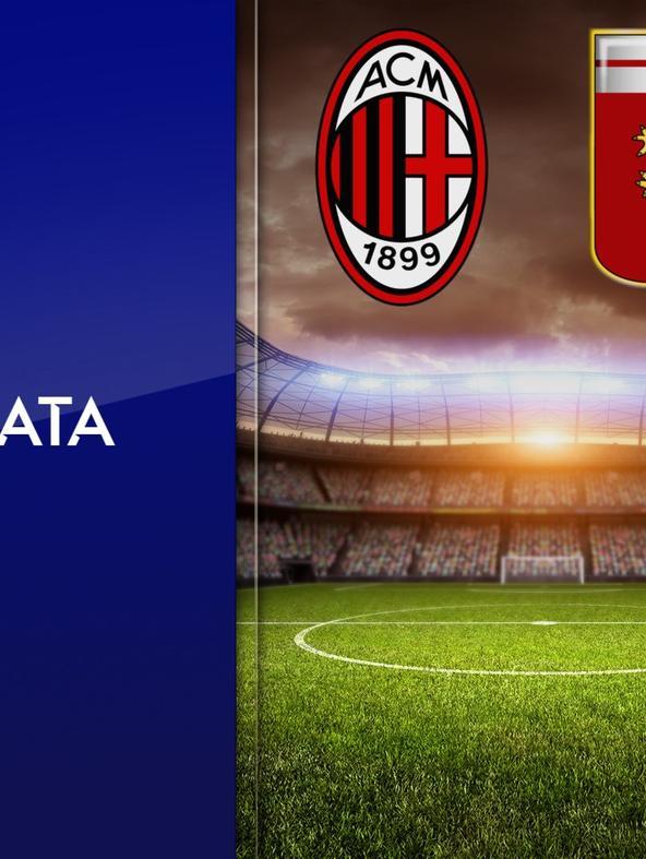 Milan - Genoa. 31a g.