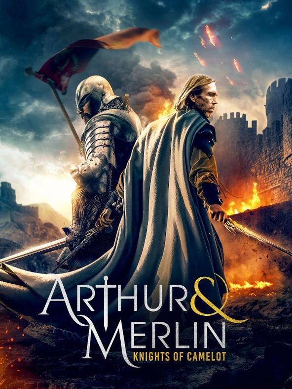 Arthur e Merlin: Knights Of Camelot