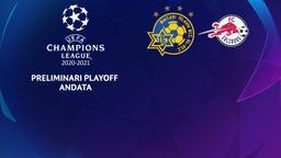 Maccabi Tel Aviv - Salisburgo. Preliminari Playoff Andata