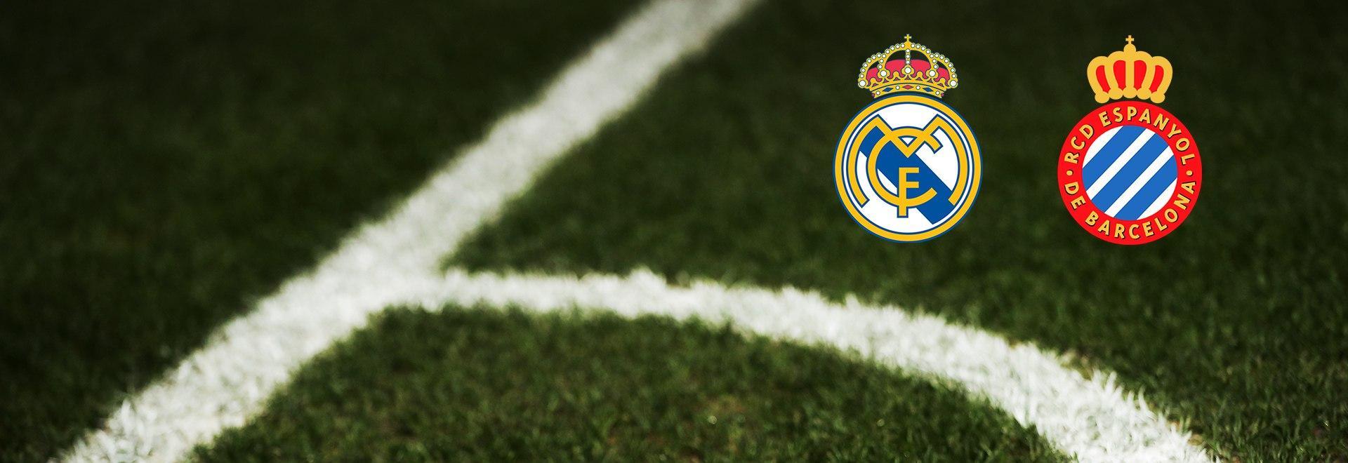 Real Madrid - Espanyol. 16a g.