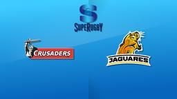 Crusaders - Jaguares. Finale