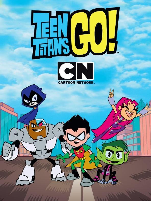 S6 Ep20 - Teen Titans Go!
