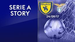 Verona - Lazio 24/09/17