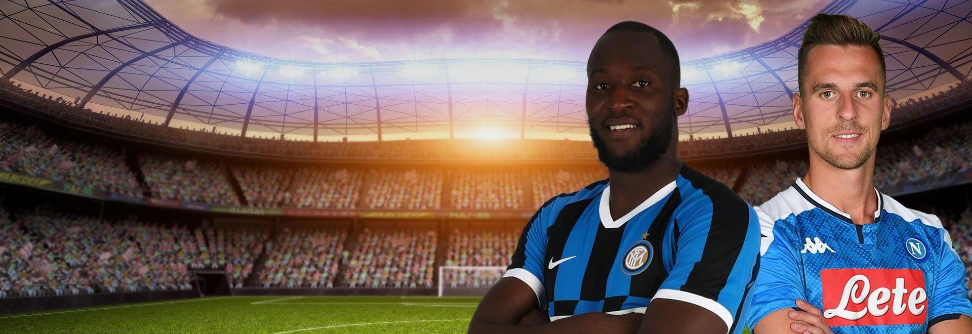 Inter - Napoli. 37a g.