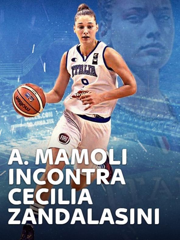 A. Mamoli incontra Cecilia Zandalasini