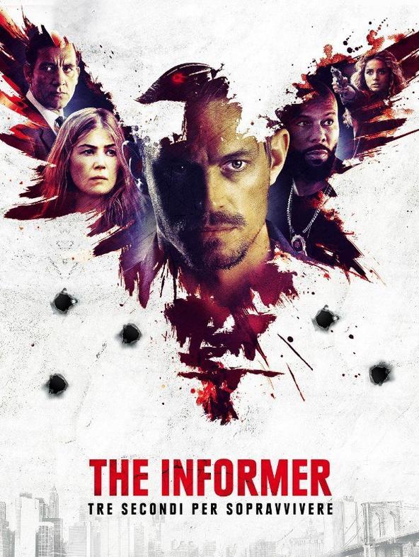 The Informer - Tre secondi per...