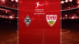 Borussia Moenchengladbach - Stoccarda