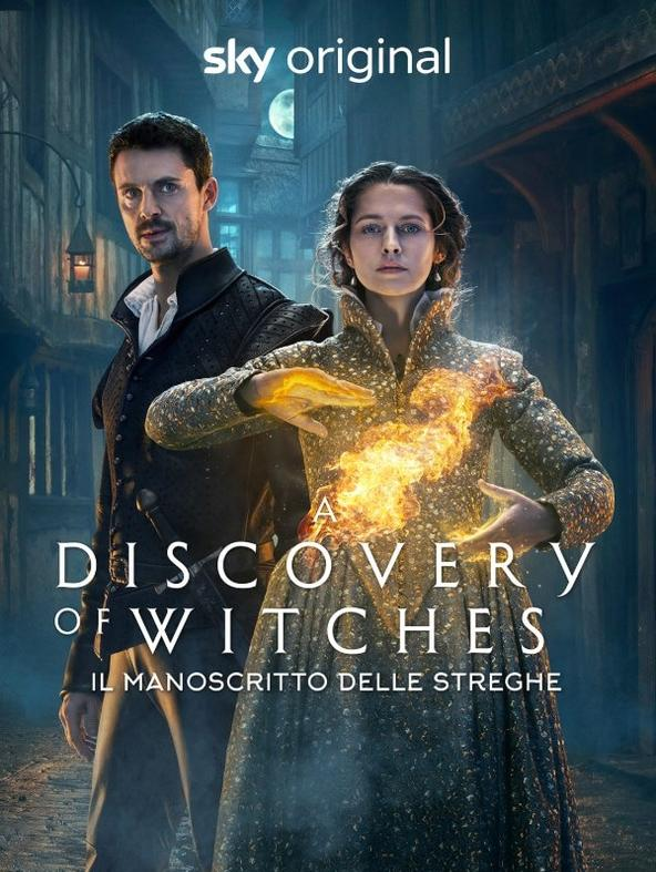 S2 Ep1 - Maratona A Discovery of Witches 2